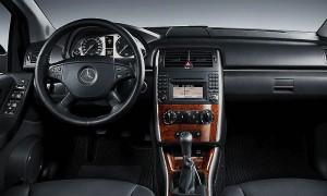 Mercedes razred B