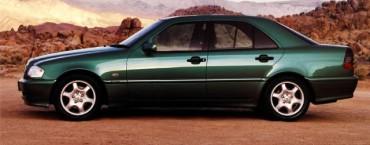 Razred C (W202) prva generacija 1993-2000