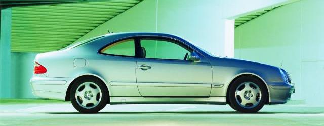 Razred CLK (W208) prva generacija 1996-2002