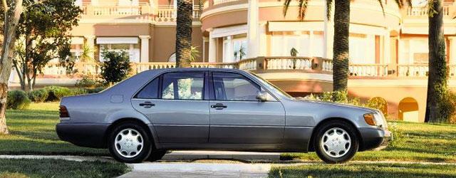 Razred S (W140) šesta generacija 1991-1999