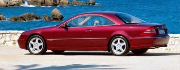 Predstavitev: Razred CL (W215) druga generacija 2000 – 2006