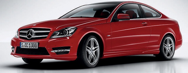 Predstavitev: Razred C coupe (C204) 2011-danes