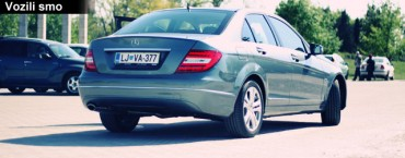 Test: C220 CDI Avantgarde