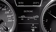 Dostronic Plus skrbi za varnostno razdaljo