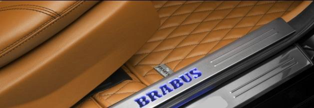 BRABUS je predstavil predelavo za novi razred S (W222)