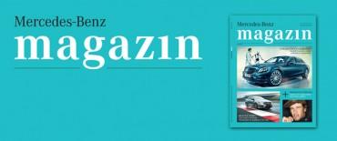 Zanimivosti: Mercedes-Benz Magazin