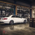 Test: lepotica in zver – E63 AMG S-model