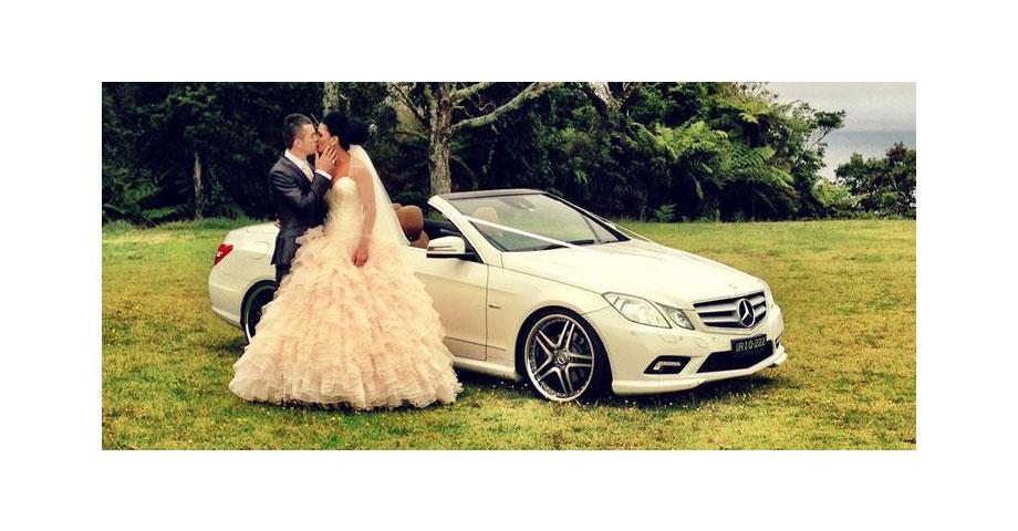 Poročna vozila Mercedes-Benz