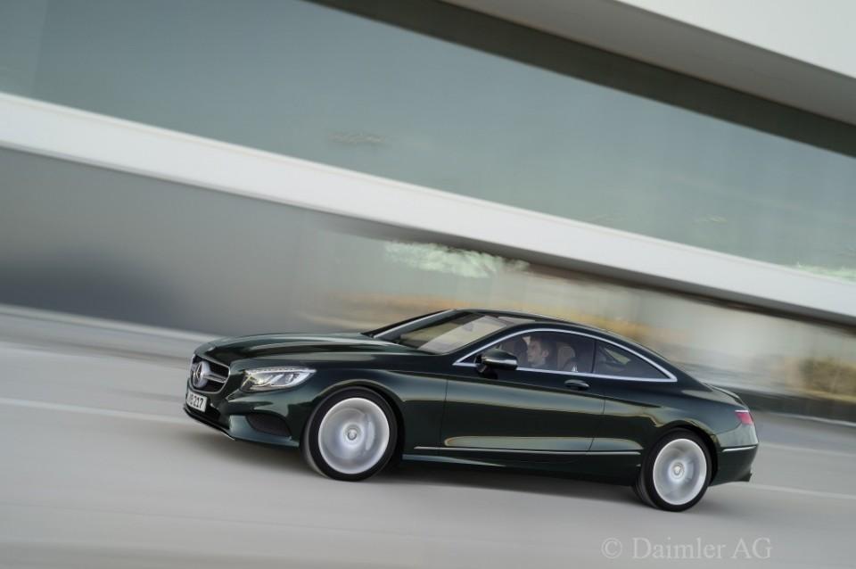 Novi S-coupé (C217)