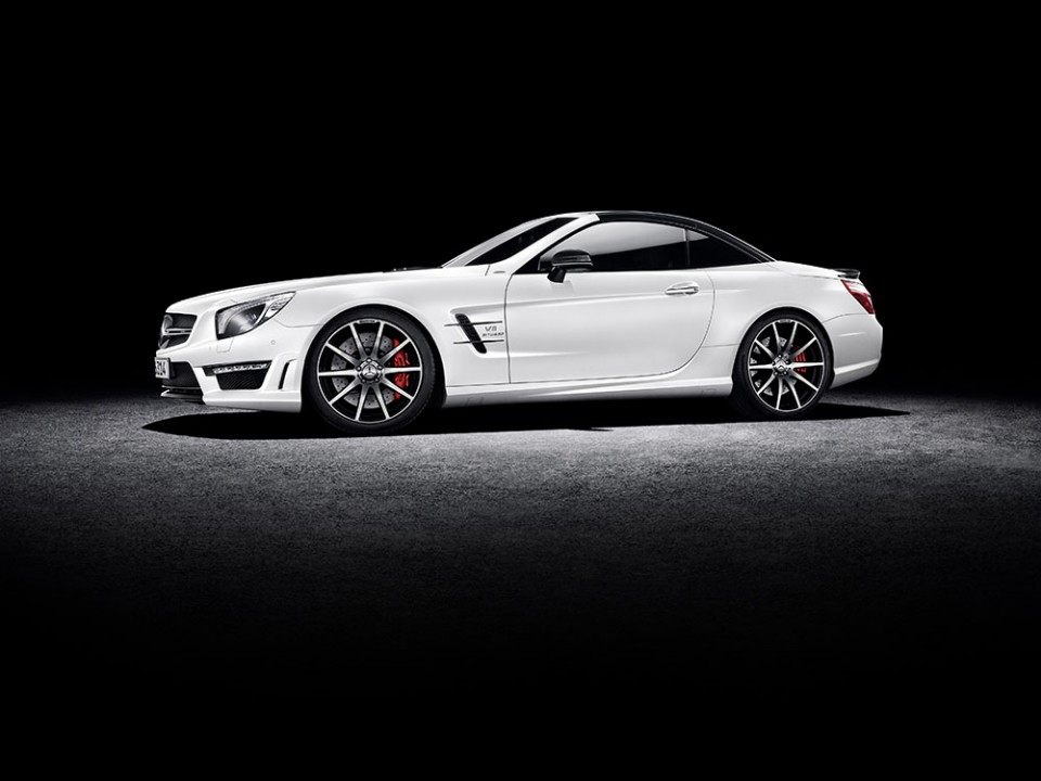 Mercedes-Benz SL 2LOOK in SLK CarbonLOOK Edition