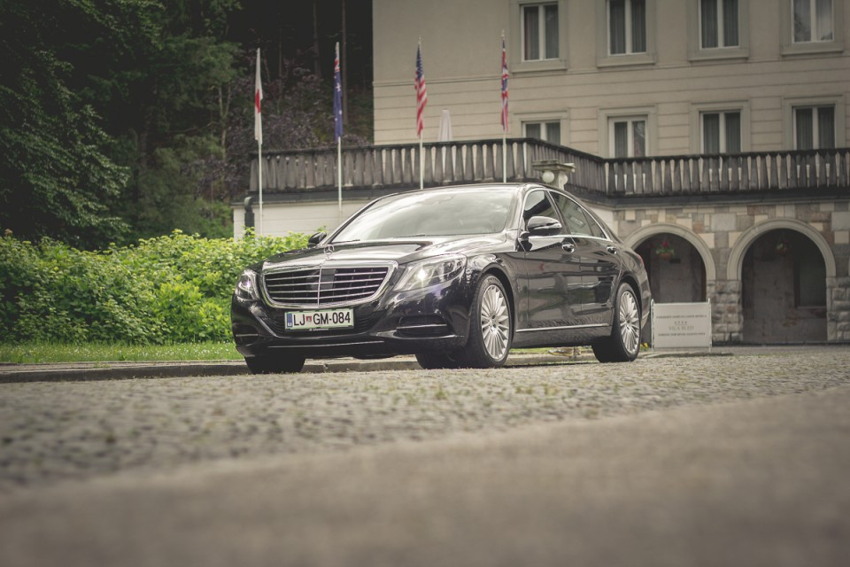 Novi razred S350 BlueTEC – S za superlative