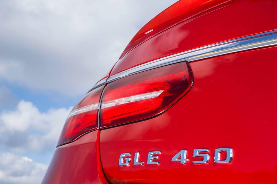 Prve slike in podatki novega GLE coupé