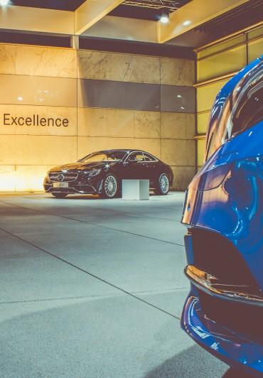 Prava poslastica za ljubitelje Mercedes-Benza: izlet v Nemčijo