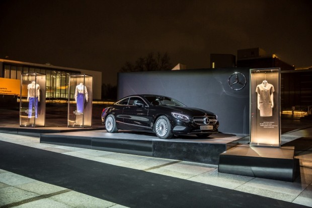 Mercedes-Benz Fashion Week Berlin Autumn/Winter 2015 in Berlin am 19.01.2015