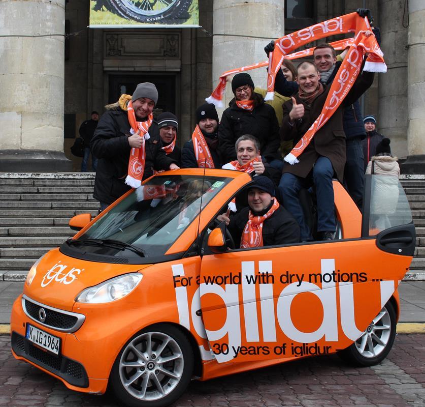 V Slovenijo prihaja turneja iglidur®