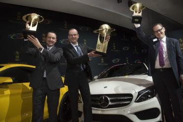Mercedes dominiral na izboru svetovni avto leta 2015