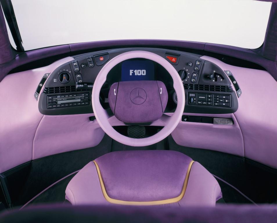 25 let raziskovalnega vozila F100